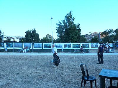 mostra fotografica dell'artistaRibes Sappa